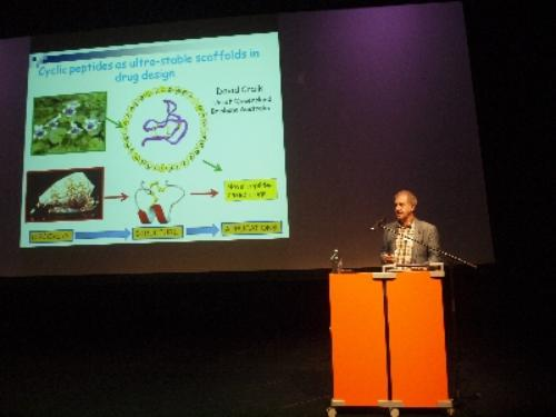 24th edition of the Dutch Peptide Symposium